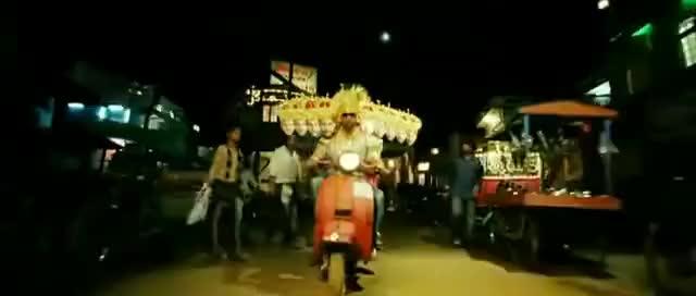 Watch and share AKSHAY KUMAR ENTRY IN TASHAN .Bacchan Bacchan Pandey GIFs on Gfycat