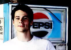Watch and share Dylan O'brien GIFs and Laura GIFs on Gfycat
