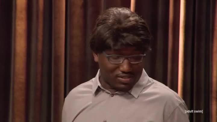 Hannibal Buress, TheEricAndreShow, theericandreshow, Hannibal's Hair GIFs