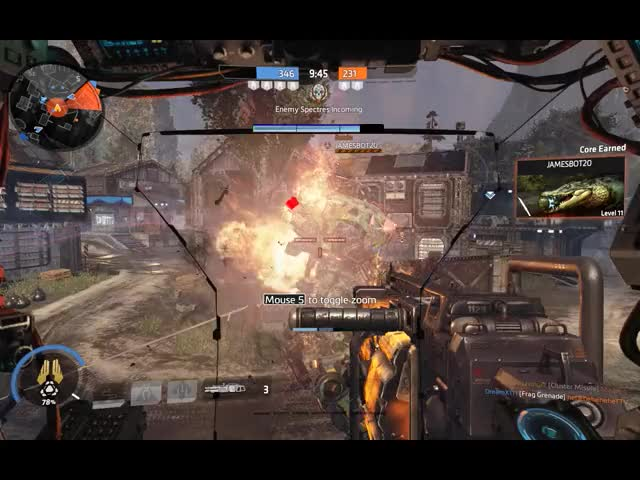 Watch and share Titanfall 2 GIFs and Minecraft GIFs by Youtube-Uzay on Gfycat