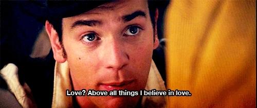 I believe in love GIFs
