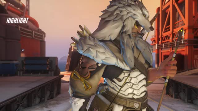 Watch The shot GIF on Gfycat. Discover more hanzo, highlight, overwatch GIFs on Gfycat