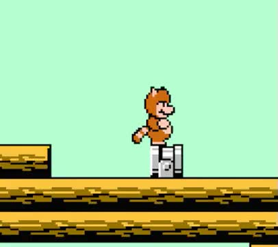 Watch and share Played This Game My Whole Childhood And Now, At 35 Yo, I Find Out Mario Can Do This GIFs by NishanthVM on Gfycat