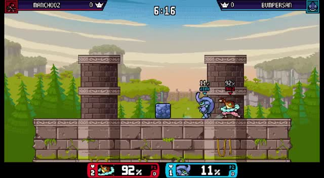 Watch and share Old Ranno Combo GIFs by Cazy-Manchooz on Gfycat