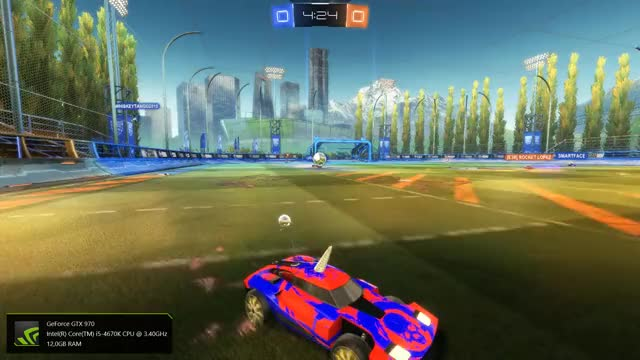 Watch and share Rocket League GIFs by bart_achteren on Gfycat