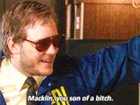 Watch andy, dwyer, macklin, parks  rec GIF on Gfycat. Discover more related GIFs on Gfycat