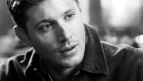 Watch Amateur Fangirl GIF on Gfycat. Discover more dean gif, dean winchester, deans smile, hes too perfect, his smile though, jensen ackles, spn, spn edit, spn family, spn gifset, supernatural, that side smirk GIFs on Gfycat