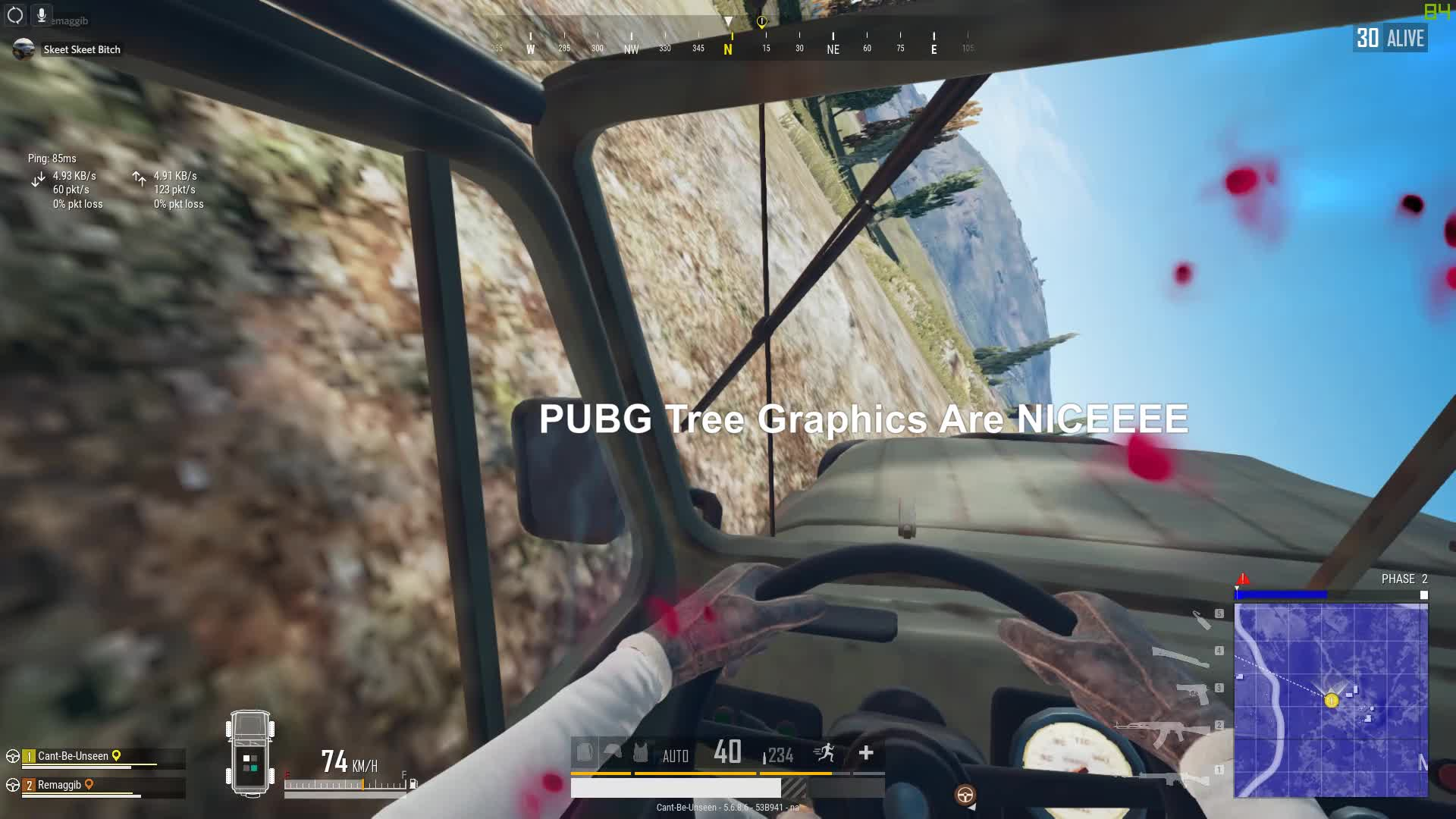 pubattlegrounds, pubg, Pubg Tree Graphics GO Flat .. Nice GIFs