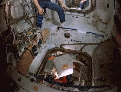 Watch astronaut routing GIF on Gfycat. Discover more related GIFs on Gfycat