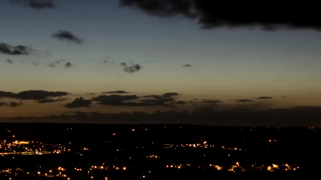 Watch and share Jupiter Venus Conjunction Timelapse -Cornwall, UK -13th November 2017. GIFs on Gfycat