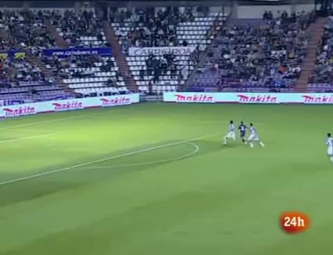 Watch golazo GIF on Gfycat. Discover more 2-0, Almeria, Pucela, Valladolid, Zorrilla, fueras, juego GIFs on Gfycat
