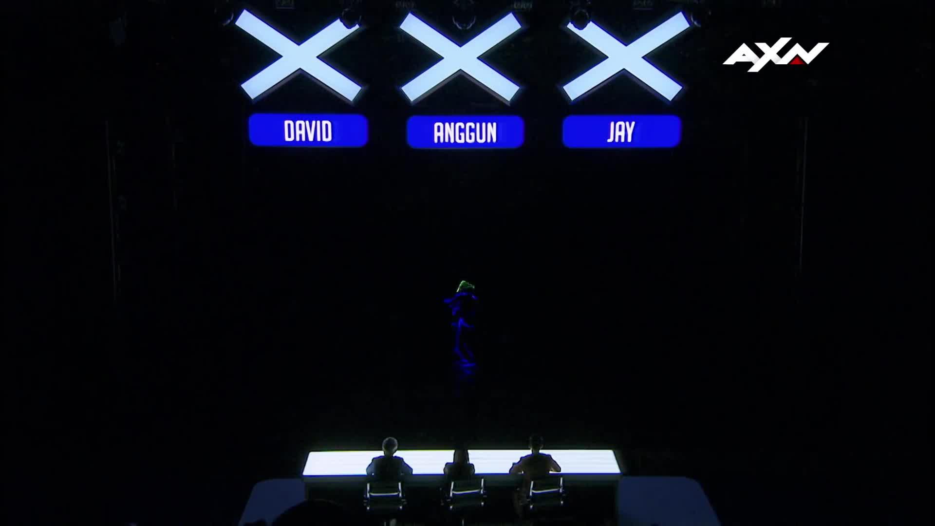 Phấn khích với màn chèo thuyền từ nón lá độc đáo, Jay Park phát điên với nhóm nhảy Việt tại Asias Got Talent