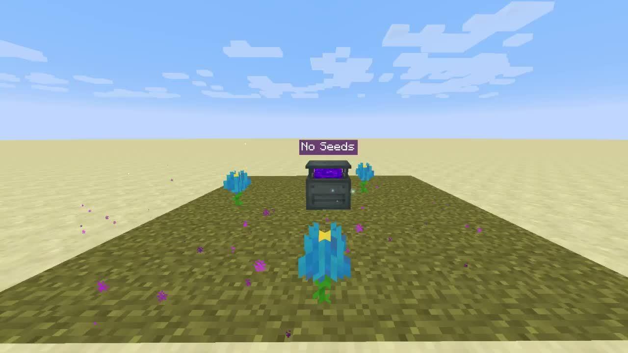 Botania, EnderIO, Minecraft, Ender IO makes Botania Flowers GIFs