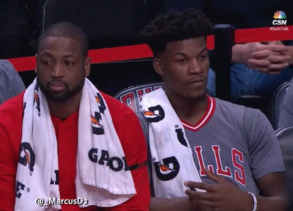 Watch and share Jimmy Butler Iii GIFs by MarcusD on Gfycat