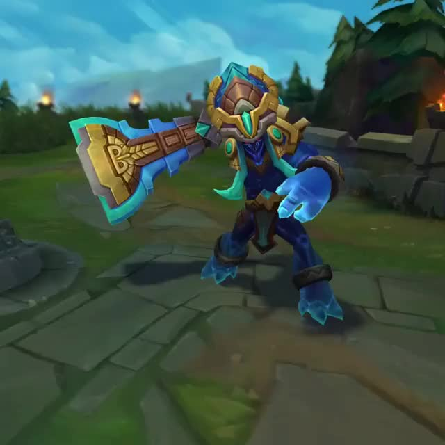 Watch Video by leagueoflegends GIF on Gfycat. Discover more related GIFs on Gfycat