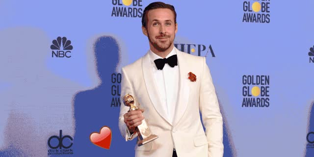 Watch and share Ryan Gosling GIFs and Tuxedo GIFs on Gfycat