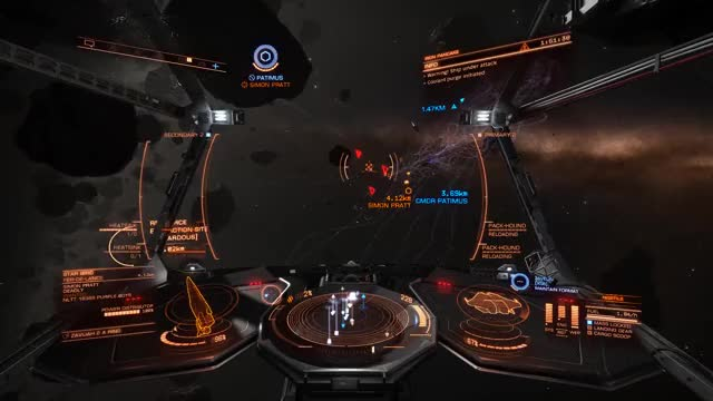 Watch and share Elite Dangerous GIFs and Packhounds GIFs by CMDR Winslow on Gfycat