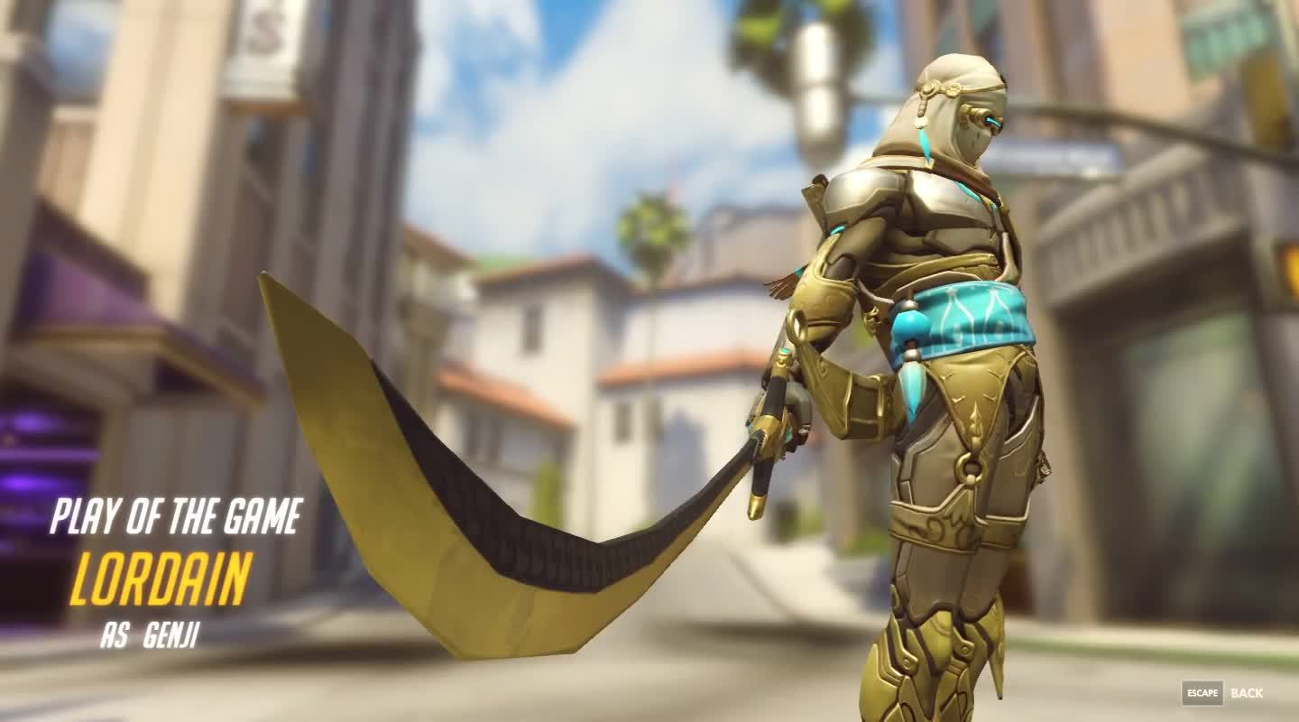 genjimains, Gengi POTG Save GIFs