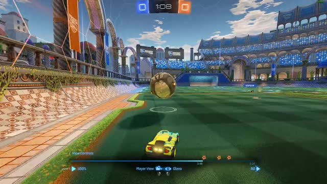 Watch and share Rocket League GIFs by glaxo_slimslom on Gfycat