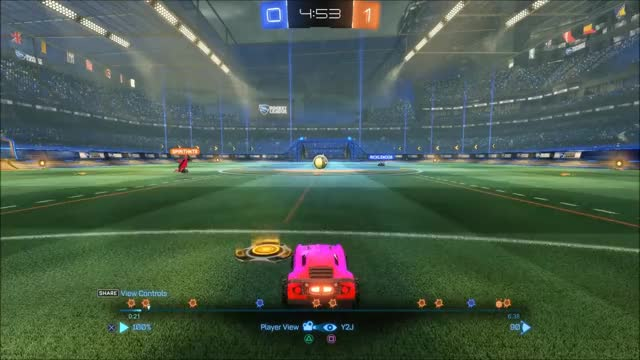 Watch and share Rocket League BUG GIFs by Jörn Pohl on Gfycat