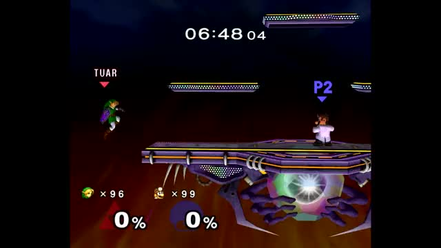 Watch and share Melee GIFs and Link GIFs by peanutreaper486 on Gfycat