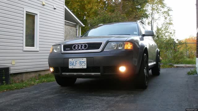 Watch and share 2002 Audi Allroad Air Suspension GIFs on Gfycat