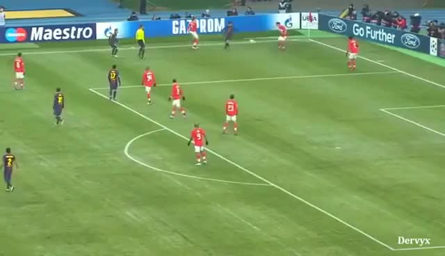Watch and share Iniesta Amazing Skill Vs Spartak Moscow HD GIFs on Gfycat