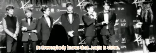 Watch six GIF on Gfycat. Discover more KCONLA15, gif:shinhwa, i am weeping, i don't know if dongwan actually said vision lmao but that was all jamie and i could hear, shinhwa, shinhwa:ot6, that part isn't not very clear GIFs on Gfycat