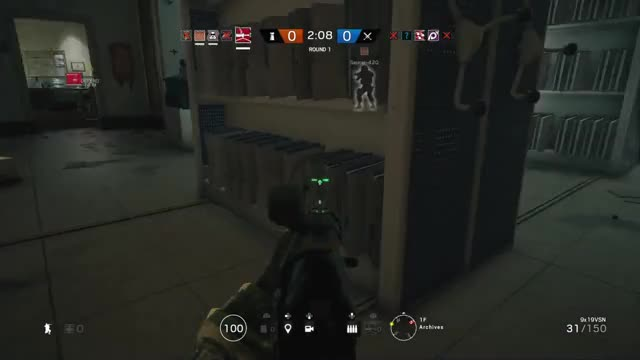 Watch and share Rainbow6 GIFs and Ps4share GIFs on Gfycat
