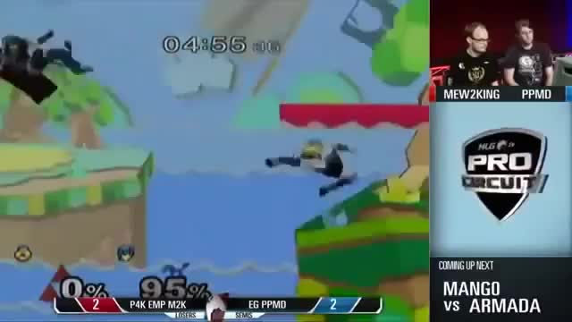 mew2king pop off