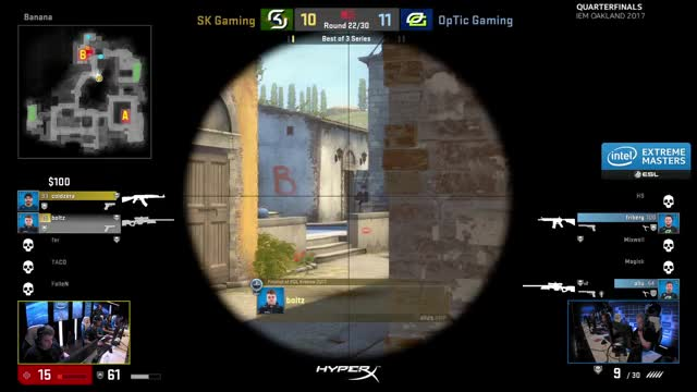 ESL_CSGO Playing Counter-Strike: Global Offensive - Twitch Clips