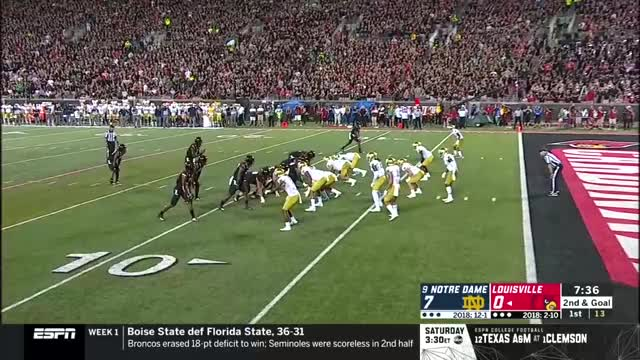Watch and share Football GIFs and College GIFs by handlit33-cfb on Gfycat