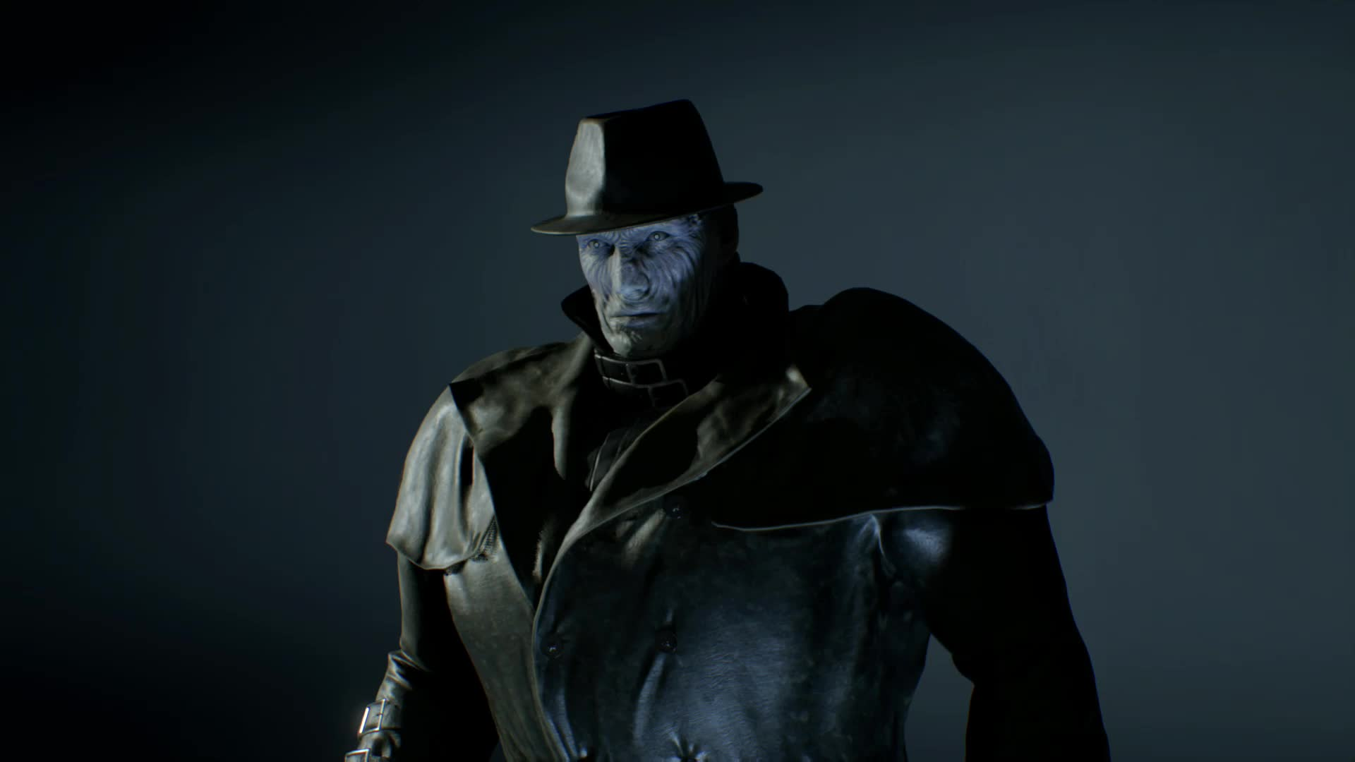 Mr X Is The Best And Worst Part Of Resident Evil 2 Game Informer