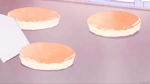 Watch cook pancake 2 GIF by X5AN (@nanabeee) on Gfycat. Discover more related GIFs on Gfycat