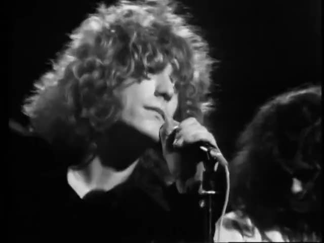 Watch Led Zeppelin - Babe I'm Gonna Leave You - Danmarks Radio 3-17-69 GIF by @lynxgifs on Gfycat. Discover more jimmy, led, zeppelin GIFs on Gfycat