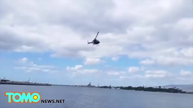 Watch Honolulu helicopter crash caught on camera; CH-53E Super Stallion falls into sea - Compilation GIF on Gfycat. Discover more next animation studio, taiwanese animators, tomonews GIFs on Gfycat