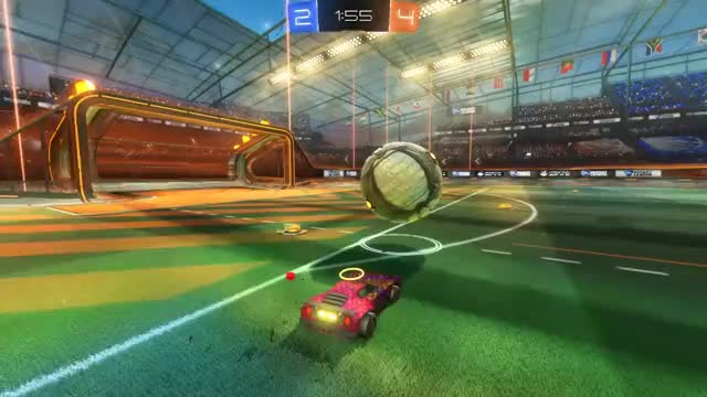 Watch and share Rocket League GIFs and Brent Rambo GIFs on Gfycat