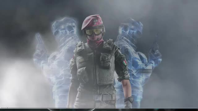 Rainbow Six Siege's new Italian operators have leaked onto Reddit