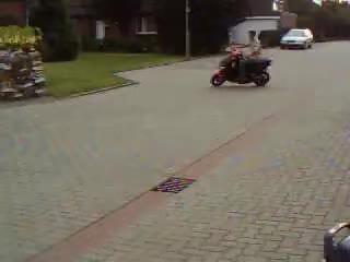 Roller Wheelie Unfall GIFs