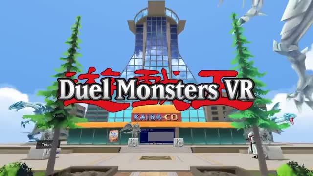 Watch and share Duel Monsters Vr GIFs and Vr Card Game GIFs by shi_doodle on Gfycat