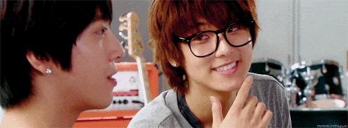 Heartstrings, Kang Min Hyuk, best actor, cutiepie, food, gif, kawaii, kdrama, sweet, Welcome Awoo ^o^ GIFs