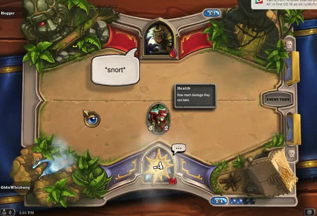 Watch and share Hearthstone GIFs and Btw GIFs on Gfycat