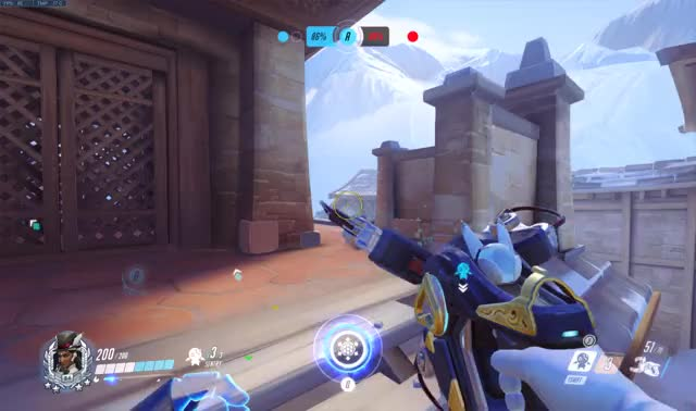 Watch and share Overwatch GIFs and Highlight GIFs by superlala on Gfycat