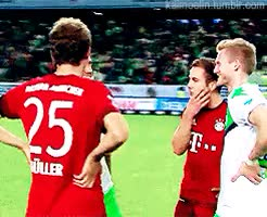 Watch Thomas Muller, Max Kruse, Mario Gotze, and Andre Schurrle ch GIF on Gfycat. Discover more 245px, andre schürrle, andré schürrle, bayern, bayern münchen, bein720p, dfl supercup 2015, fc bayern, fcbmedit, germany nt, mario götze, max kruse, my gifs, post match, thomas müller, vfl wolfsburg, vfl wolfsburg vs bayern münchen, wobfcb, wolfsburg GIFs on Gfycat