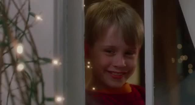 Watch this hey GIF by The GIF Smith (@sannahparker) on Gfycat. Discover more Macaulay Culkin, bye, hello, hi, home alone, kevin, petty, wave GIFs on Gfycat