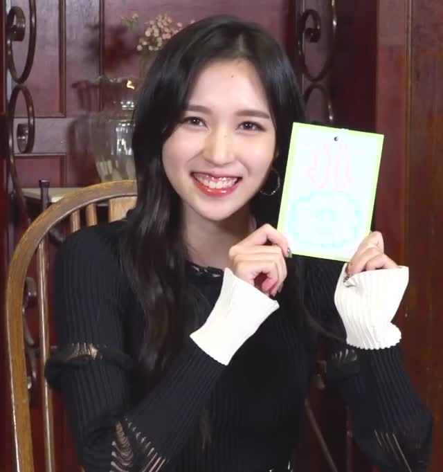 Watch and share Mina TWICE [Dicon] 미나's Special Day  (디아이콘   트와이스) [c31OL91vdA0]-9 GIFs by masterfat on Gfycat