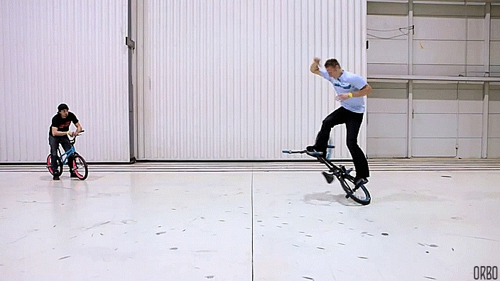 BeAmazed, woahdude, Unlimited bike trick (reddit) GIFs