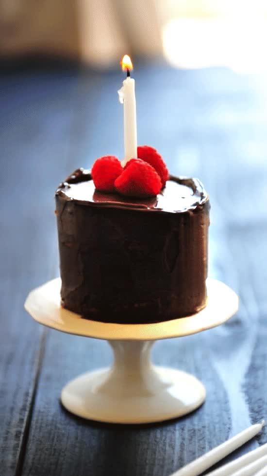 Watch and share Birthday Cake GIFs on Gfycat