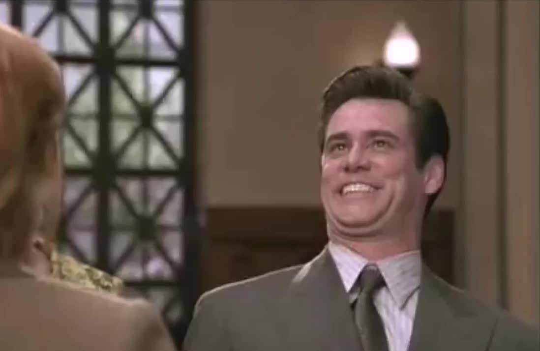 Liar Liar, blah blah blah, crazy, funny, jim carrey, wtf, Jim Carrey going nuts GIFs