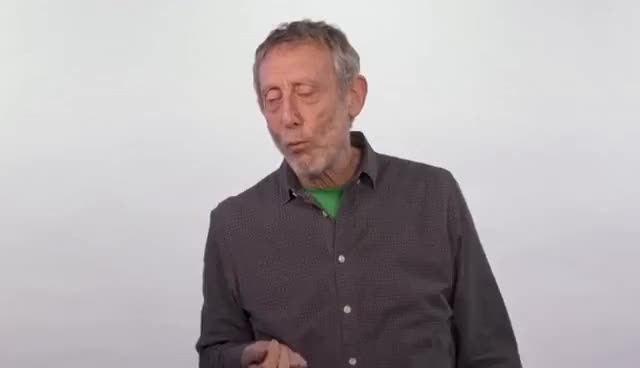 Watch and share I Used To Have A Little Red Alarm Clock - Michael Rosen GIFs on Gfycat